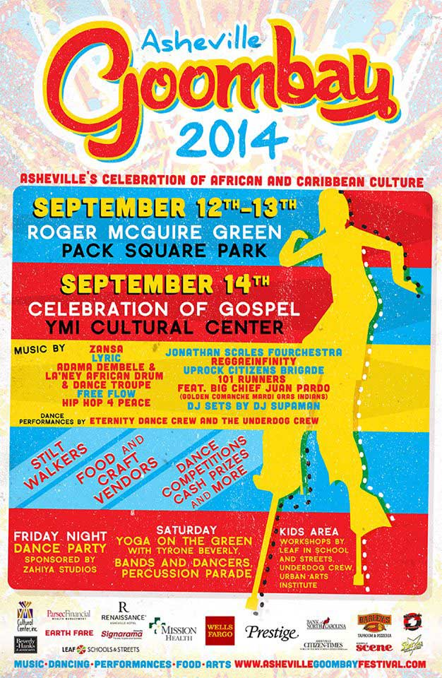 asheville goombay festival