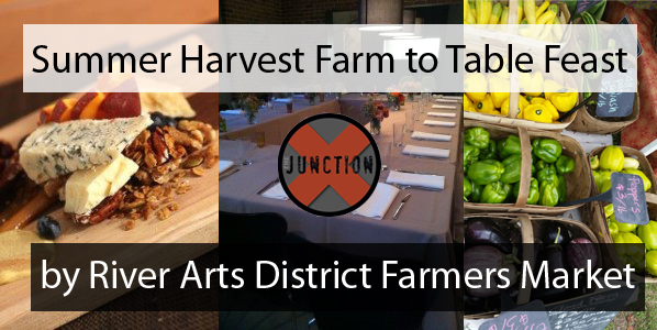 summer harvest farm feast river arts district
