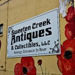 asheville sweeten creek antiques