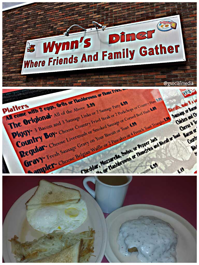 wynn's diner leicester asheville